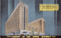 MINEAPOLIS      THE CURTIS HOTEL - Minneapolis