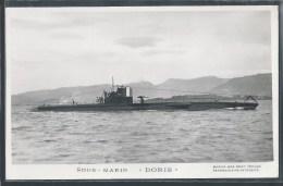 - PHOTO BATEAUX - Sous-Marin Doris - Unterseeboote
