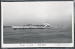 - PHOTO BATEAUX - Sous-Marin Morse - Unterseeboote