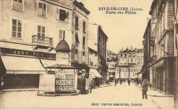 Rive De Gier Porte Rue Feloin - Rive De Gier