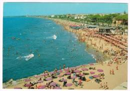 K680 Terracina (Latina) - Lungomare Circe E Spiaggia Di Ponente - Beach Plage Strand Playa / Viaggiata 1981 - Altre Città