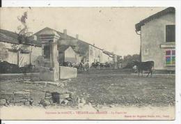 Velaine Sous Amance  Vaches Revenant De  La Fontaine Rue...................... - France