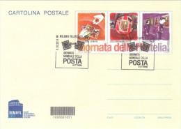 2014 GIORNATA MONDIALE DELLA POSTA - ANNULLO MILANO - Post