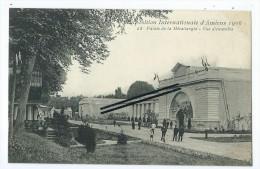 CPA - Exposition Internationale D'Amiens 1906- Palais De La Métallurgie - Vue D'Ensemble - Amiens