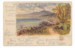Martinique /Westindienfahrt -alte Karte  (bc2268 ) Siehe Scan ! - Ansichtskarten