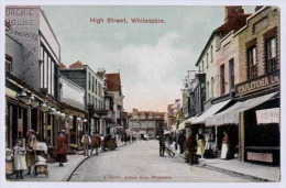 High Street WHISTABLE - England