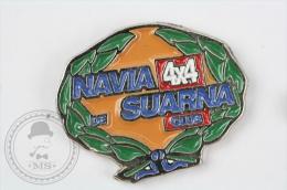 NAVIA De Suarna 4x4 Club - Pin Badge #PLS - Otros