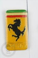 Ferrari Car Logo - Pin Badge #PLS - Ferrari