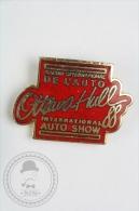Ottawa Hull International Auto Show 1988 - Pin Badge #PLS - Pin