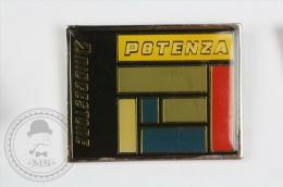 Bridgestone Tyres Advertising - Potenza - Pin Badge #PLS - Pin