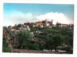 Morro D'alba Panorama  NON VIAGGIATA C.1860 - Italia