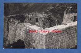 CPA photo - CUZCO / CUSCO - Lieu arch�ologique � identifier - Foto Martin Chamb - Inca Peru Perou