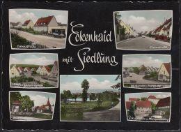 D-90542 Eckental - Eckenhaid Mit Siedlung - Nuernberg
