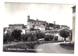 Belvedere Ostrense Panorama Parziale NON VIAGGIATA C.1864 - Italia