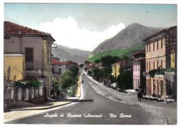 Angeli Di Rosora Via Roma NON VIAGGIATA C.1865 - Italia