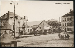 AK/CP  Montmedy        Gel./circ.  1917  Im Brief    Erhaltung/Cond.    1- / 2      Nr. 7850 - Montmedy
