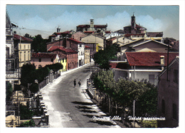 Morro D'alba Veduta Panoramica  VIAGGIATA Anni 60  C.1868 - Other Cities