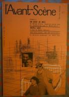 "Revue "" L'Avant-Scène "" - Femina Théâtre - N° 217 - 1960 - Un Goût De Miel De S. Delaney - Etc. - Andere"
