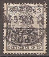 *1918 - DR - 102 O - Gebruikt