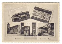 Saluti Da S. Elpidio A Mare  VIAGGIATA 1957   C.1870 - Italia