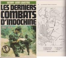 1952-54 Les Derniers Combats Du Corps Expéditionnaire Français En Indochine - Ohne Zuordnung