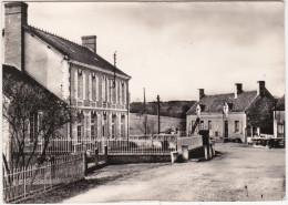 CPSM - GF - La Rouge (Orne) Mairie - école - Unclassified