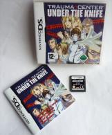 JEU NINTENDO DS - TRAUMA CENTER - UNDER THE KNIFE - Nintendo Game Boy