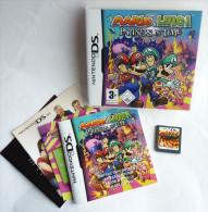 JEU NINTENDO DS - MARIO ET LUIGI PARTNERS IN TIME - Nintendo Game Boy