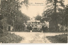CPA-1917-77-DAMMARTIN-CHATEAU De La TUILERIE-BE - Autres Communes