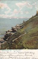 The Forty Steps Newport Rhode Island 1905 Tucks
