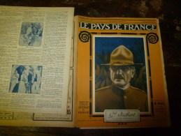 1917 LPDF: TRAWLERS;Italiens à La Piave; GRANDES-ROUSSES D'aéroplane;Sous-marin Renfoueur; Faire Un Journal Du FRONT - Revues & Journaux