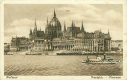 BUDAPEST - Parlament - Hongrie
