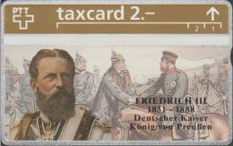 Switzerland - L&G - Private - Friedrich III - 322L - MINT