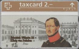 Switzerland - L&G - Private - Friedrich Wilhelm III - 324L - MINT