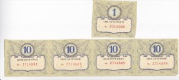Moldova  ; Moldavie  ; Moldau  ; 1994 ; Bon-profit Privatization  Tickets - Toegangskaarten