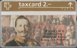 Switzerland - L&G - Private - Wilhelm II - 303L - MINT