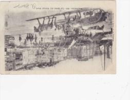 Marseille - Le Quai Du Vieux Port - Animée  - 1903 - Puerto Viejo (Vieux-Port), Saint Victor, Le Panier