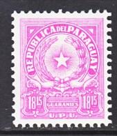 PARAGUAY  655   *    Wmk. P R    1962-8   Issue - Paraguay