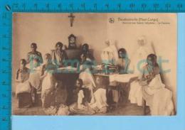 Haut-Congo (  Noviciat Des Soeurs Indigènes Salle De Couture ) Post Card Carte Postale Recto/verso - Congo Belge - Autres