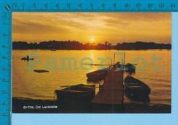 St-Tite Quebec Canada( Compté De Laviolette ) Post Card Carte Postale Recto/verso - Quebec