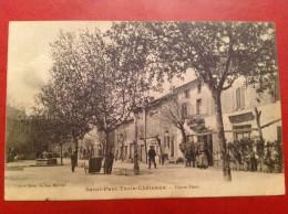 26 Drome St SAINT PAUL TROIS CHATEAUX Le Cours Haut - Francia