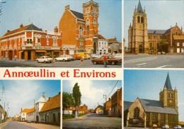 59 - ANNOEULLIN - ALLENNES LES MARAIS - CARNIN - France