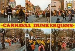 59 - Carnaval De Dunkerque , Le Célèbre Visscher Bende , Bande De Pêcheurs - Dunkerque