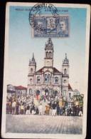 BRASILIEN BRASIL1931 BELLO HORIZONTE POSTCARD - Belo Horizonte