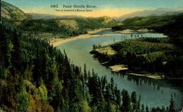 N° 297 OO PEND OREILLE RIVER ONE OF AMERICA S BEAUTY SPOTS - Etats-Unis