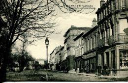 N°39621 -cpa Blaye -cours De La République- - Blaye