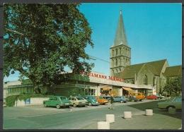 Deutschland 1992 HAMM Pauluskirche Church Ganz OHNE MARKE Nach Estland Gelaufen!! - Hamm