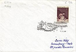A-Christkindl 1969. Weihnachten (5.730) - 1961-70 Covers