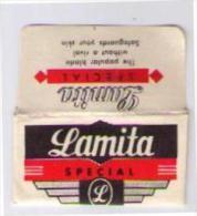 LAMETTA DA BARBA - LAMITA SPECIAL - Rasierklingen
