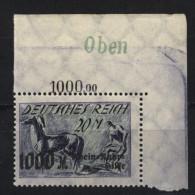 D.R.260 Mit Inschrift Oben (7580) - Ungebraucht